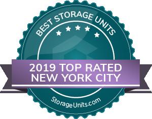 Best Self Storage Units in New York City, NY