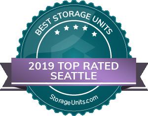 Best Self Storage Units in Seattle, WA