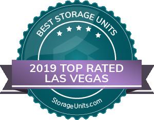 Best Self Storage Units in Las Vegas, NV