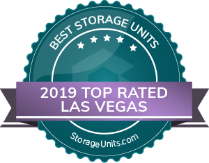 Best Self Storage Units in Las Vegas, NV