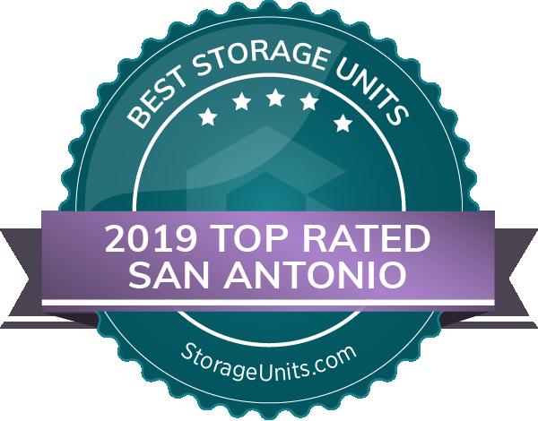 Best Self Storage Units in San Antonio, TX