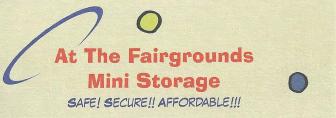 Fairgrounds Mini Storage