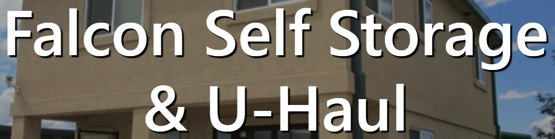 Falcon Self Storage and U-Haul