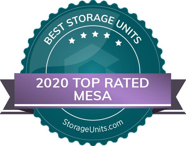 Best Self Storage Units in Mesa, AZ