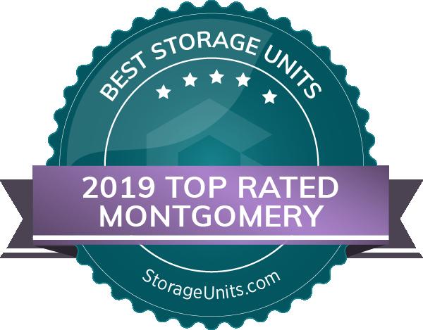 Best Self Storage Units in Montgomery, AL