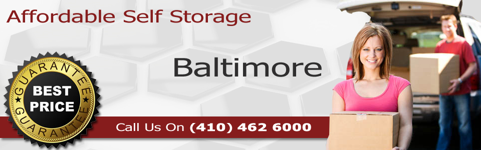Affordable Self Storage Baltimore