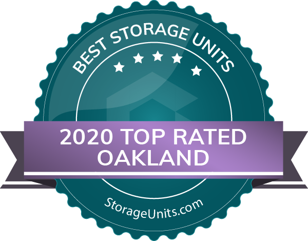 Best Self Storage Units in Oakland, CA