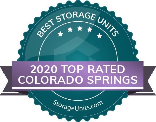 Best Self Storage Units in Colorado Springs, CO