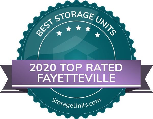 Best Self Storage Units in Fayetteville, NC