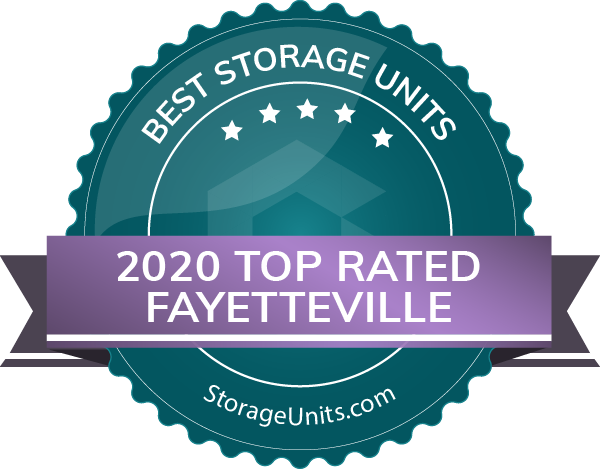 Best Self Storage Units in Fayetteville, NC