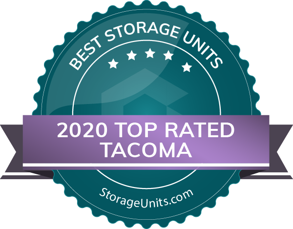 Best Self Storage Units in Tacoma, WA