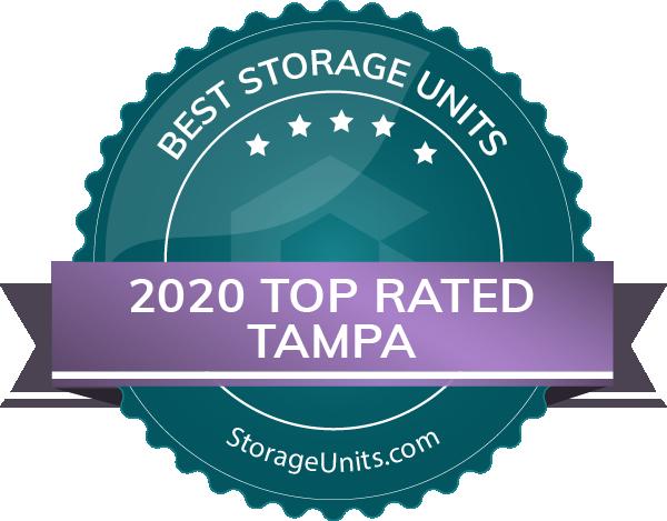 Best Self Storage Units in Tampa, FL