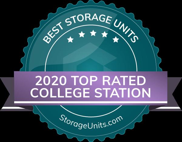Best Self Storage Units in College Station, TX