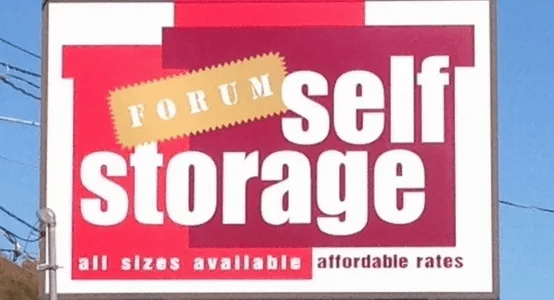 Forum Self Storage