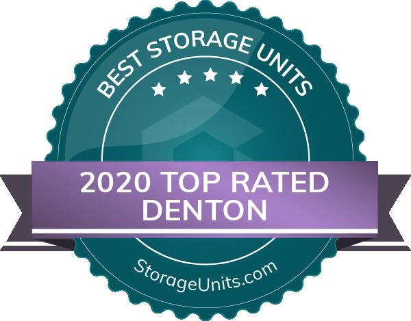Best Self Storage Units in Denton, TX