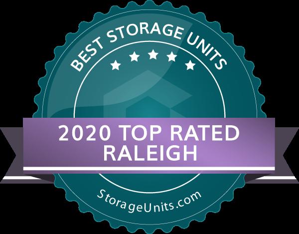 Best Self Storage Units in Raleigh, NC
