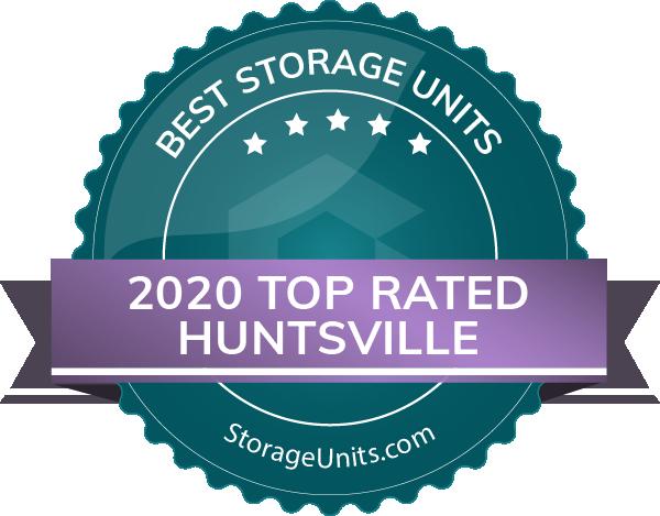 Best Self Storage Units in Huntsville, AL