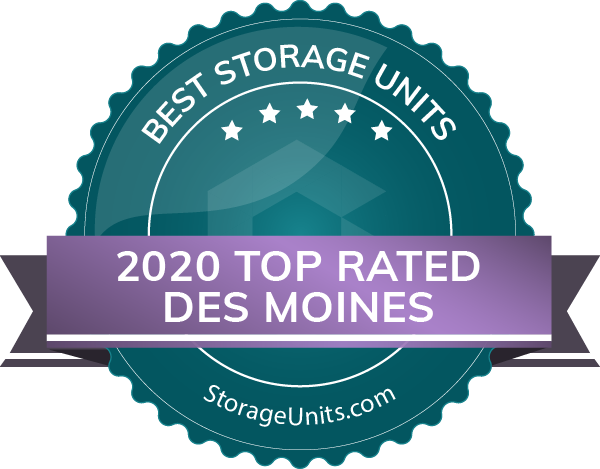Best Self Storage Units in Des Moines, IA