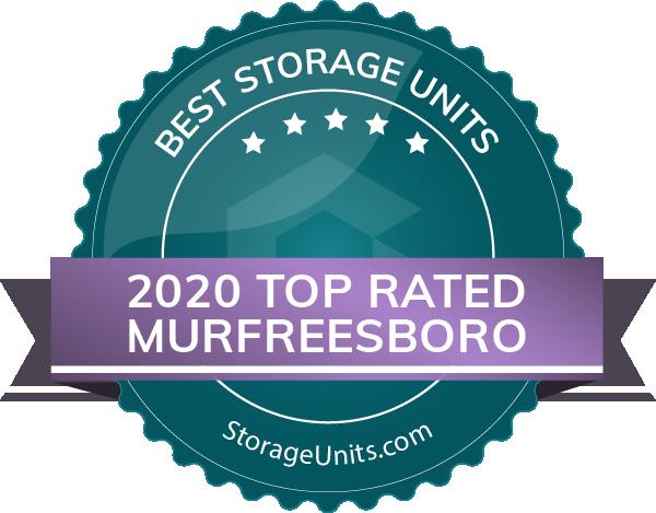 Best Self Storage Units in Murfreesboro, TN