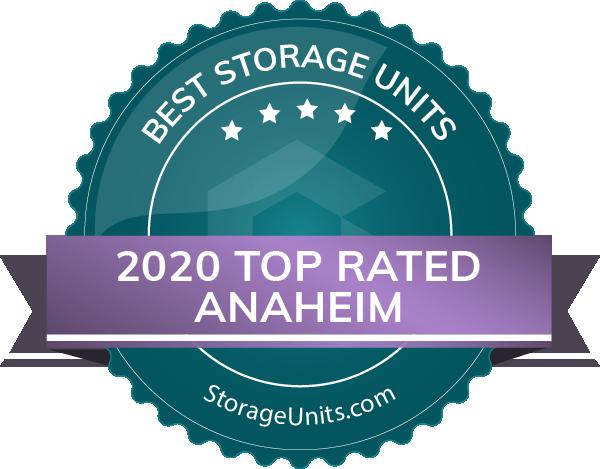 Best Self Storage Units in Anaheim, CA