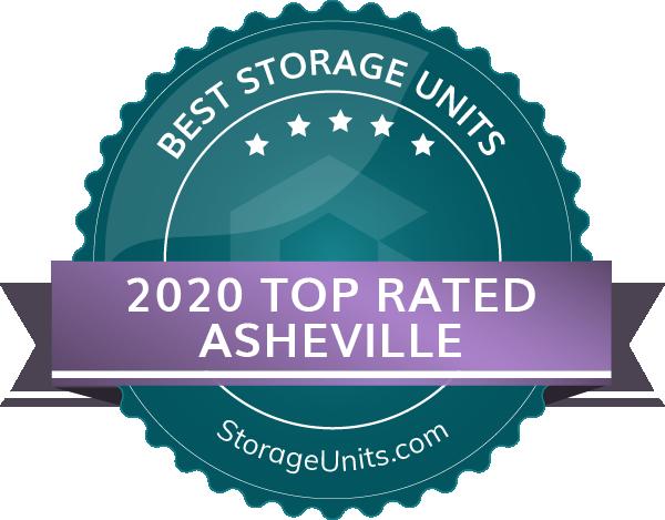 Best Self Storage Units in Asheville, NC
