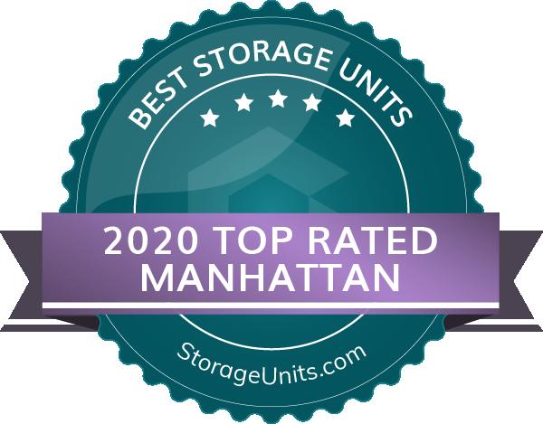 Best Self Storage Units in Manhattan, NY