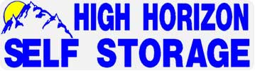 High Horizons Self Storage