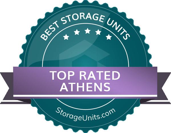 Best Self Storage Units in Athens, GA
