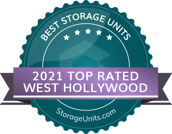 Best Self Storage Units in West Hollywood, CA