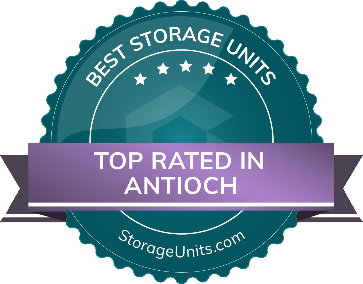 Best Self Storage Units in Antioch, CA