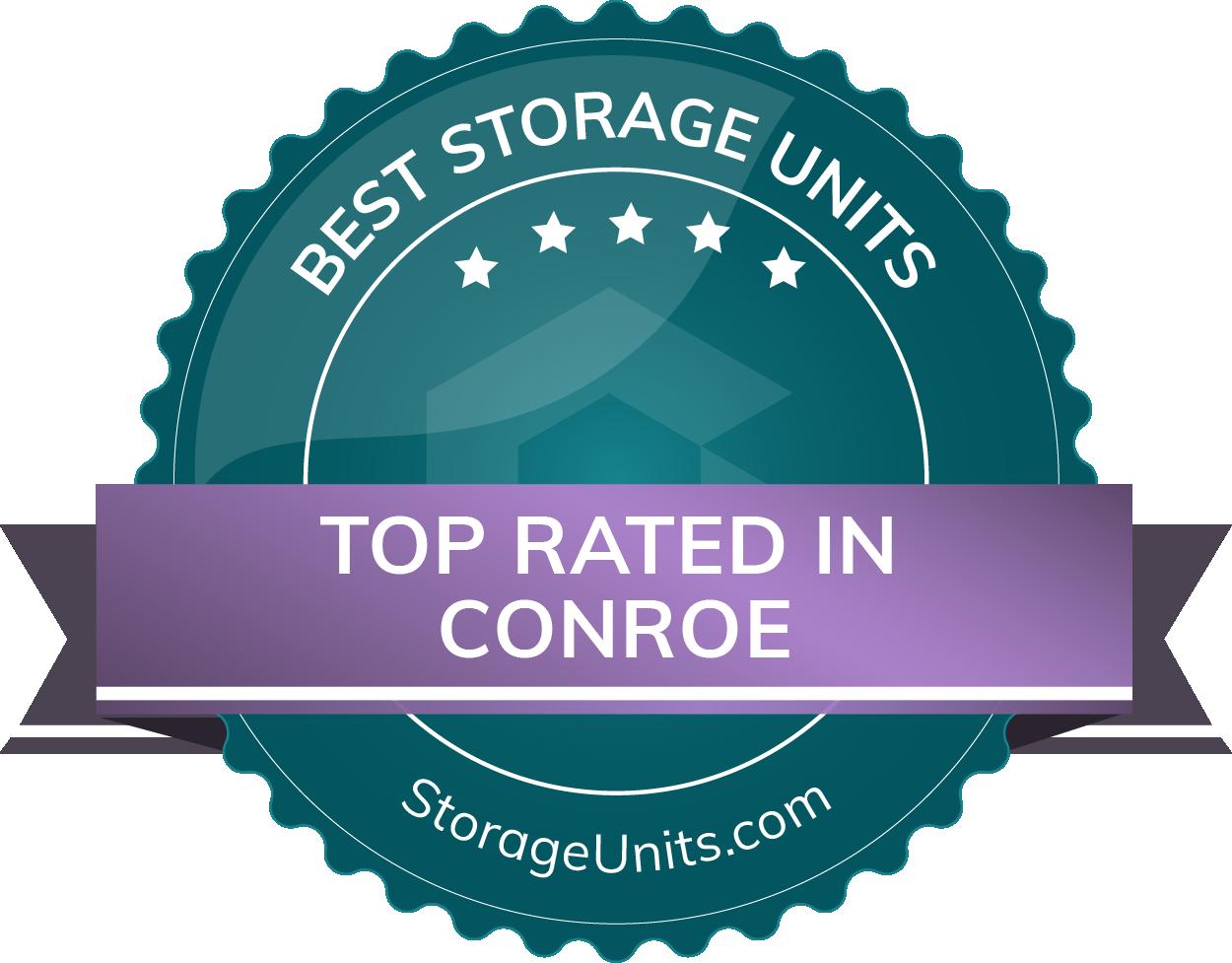 Best Self Storage Units in Conroe, TX