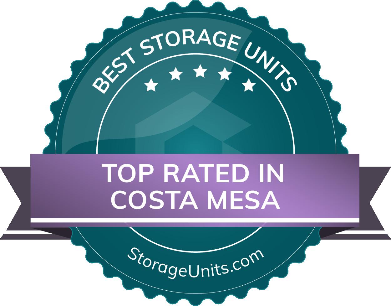Best Self Storage Units in Costa Mesa, CA