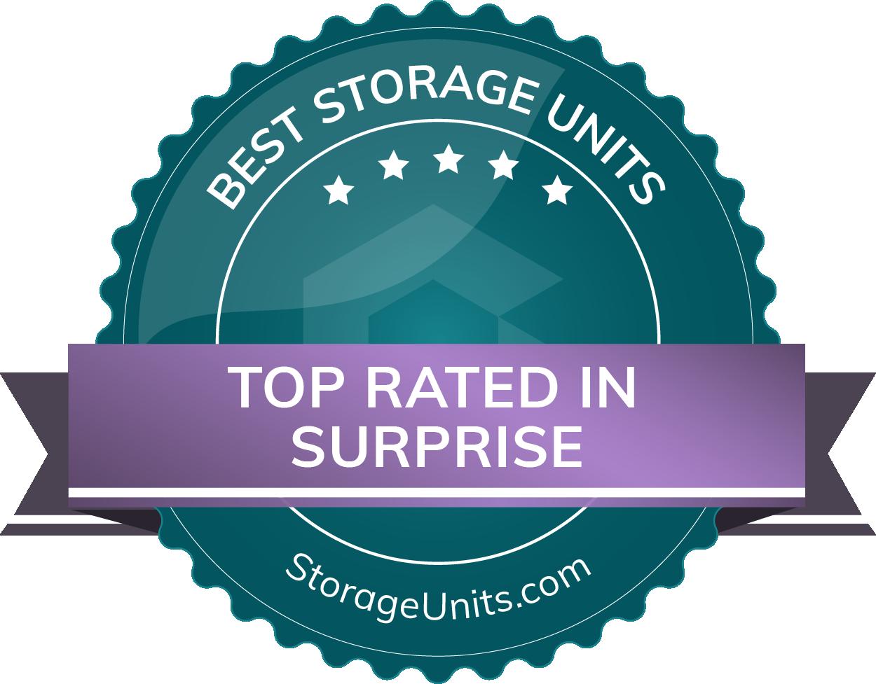 Best Self Storage Units in Surprise, AZ
